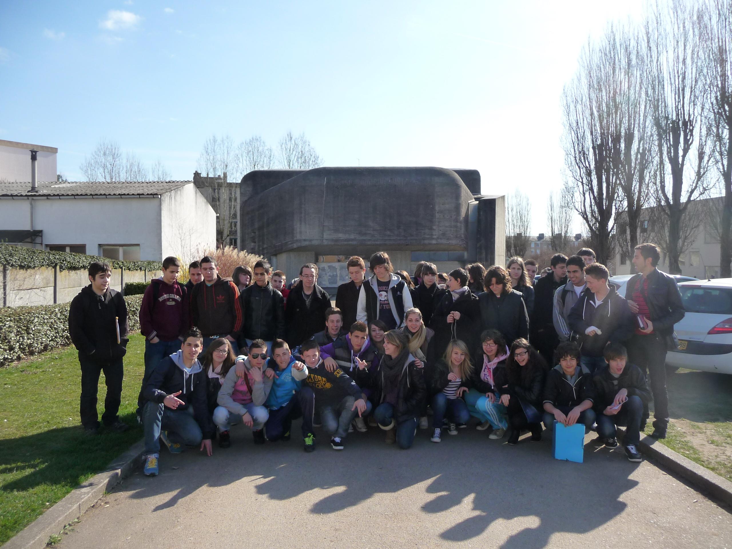 Visites commentées de l'église Sainte-Bernadette du Banlay : écoles élémentaires et collèges de Nevers